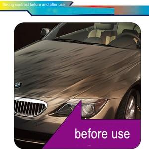 Image 5 - По уходу за автомобилем царапин на поверхности ремонтный воск блеска полировочной пастой Краски Care Fix с Полотенца для BMW Mercedes Benz Toyota Audi Ford