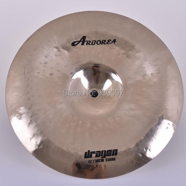 "handmade  DRAGON 12"" CHINA  cymbal, professional  CYMBAL for sale"