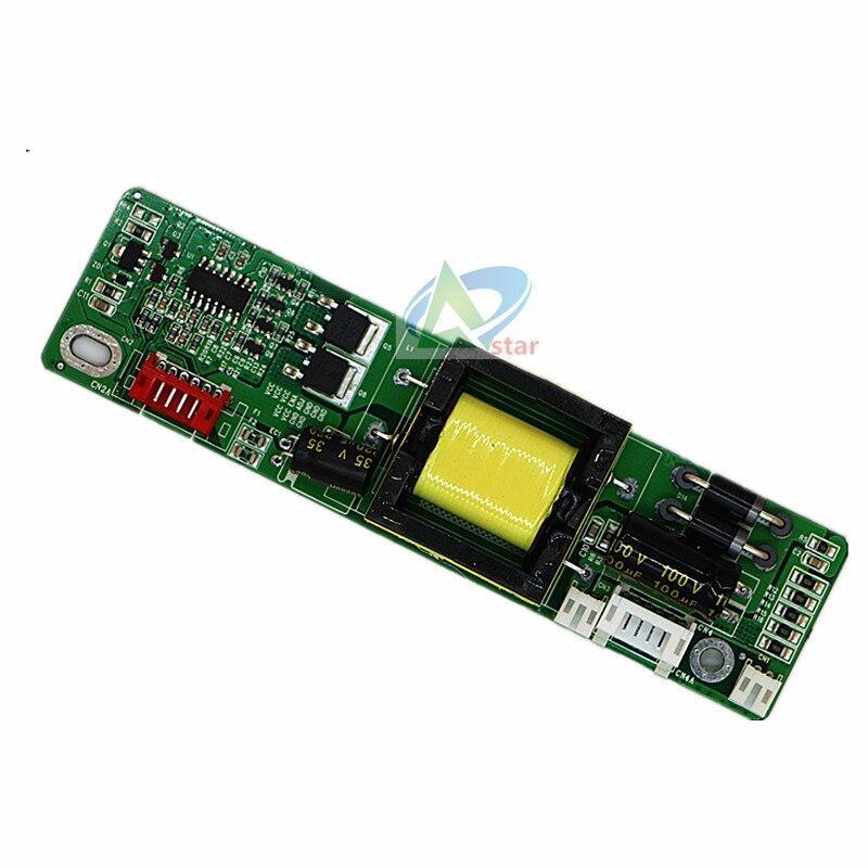32 pulgadas LED Universal TV retroiluminado de corriente constante impulso Placa de controlador de Panel apoyo 54-56V 620-640mA TV LED tiras