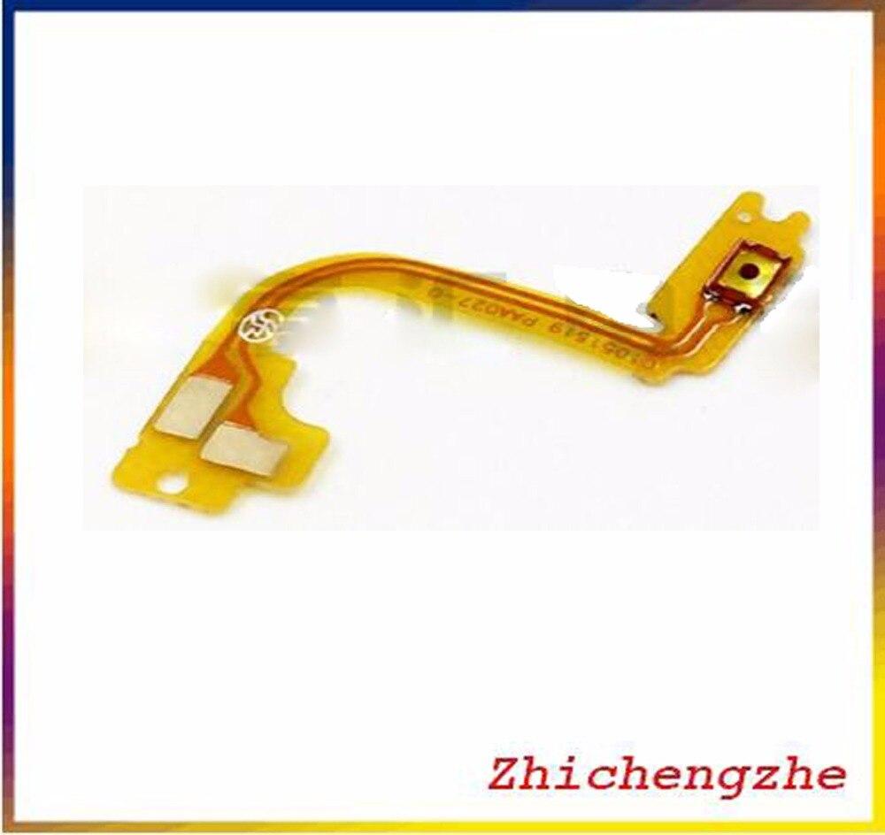 10 pçs/lote para oppo a37 power on/off swtich botão interno chave fpc flex cable fita reparação peças de reposição