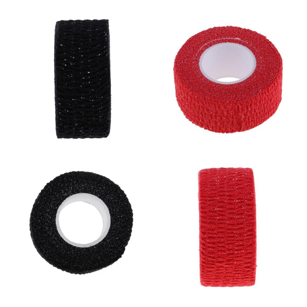 5 метров, 24 мм, хлопок, для гольфа, для спорта, для игры в гольф, для захвата пальцев, лента, Защитная повязка-Выберите цвета, хоккейные клюшки, бейсбольные биты