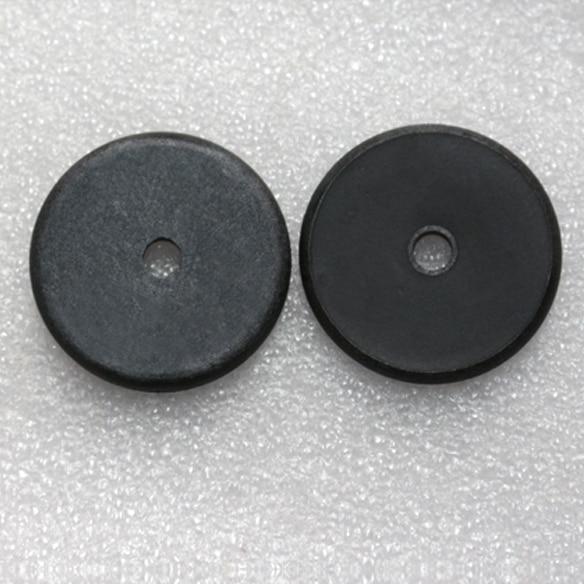 Etiquetas UHF RFID RF Etiqueta de lavandería 30mm diámetro 500 unids/lote