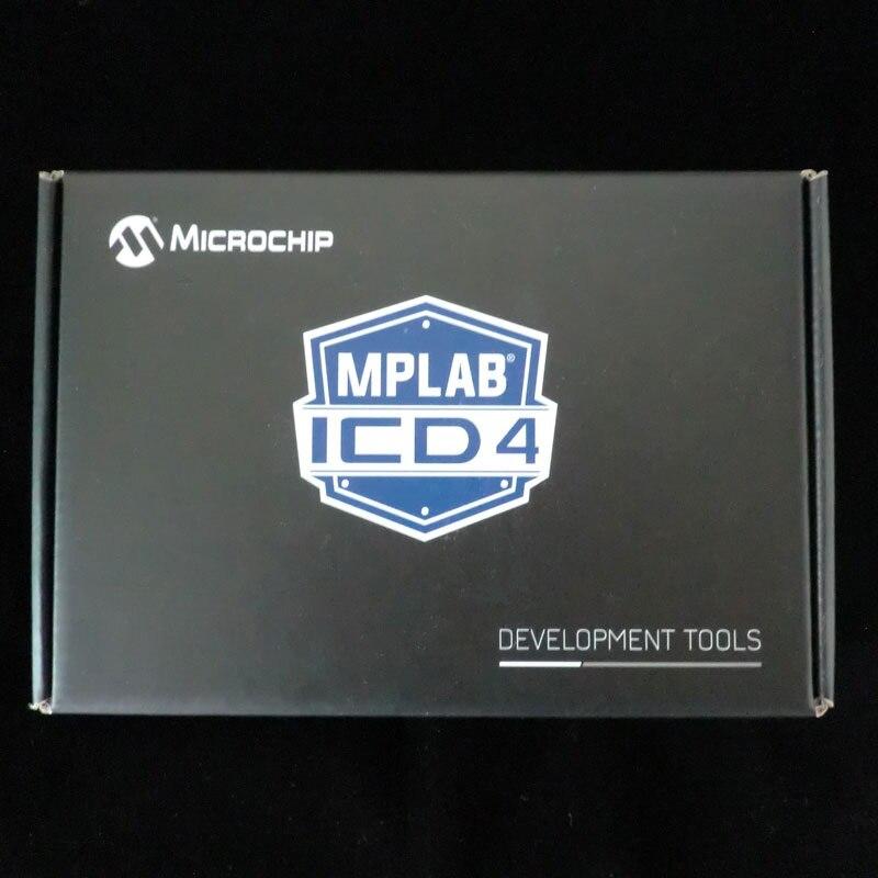 1 шт. x DV164045 аппаратные отладчики MPLAB ICD 4 в цепи отладчик с ICD тестовая интерфейсная плата ICD4