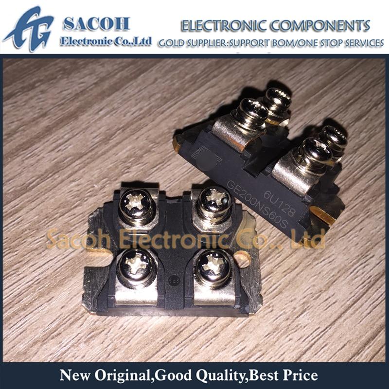 Free Shipping 1Pcs STGE200NB60S GE200NB60S GE200NB60 200NB60 SOT-227B 200A 600V Power IGBT Module