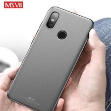 xiaomi mi mix 3 case MSVII Brand coque For xiomi mix3 max3 case Ultra-thin PC hard PC Back Cover For xiaomi mi max 3 phone cases