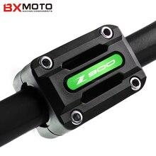1 par de parachoques de protección de la barra de choque del motor de la motocicleta bloque de protección decorativo de desmontaje 22-25mm para Kawasaki Z900 Z 900 RS Z900R
