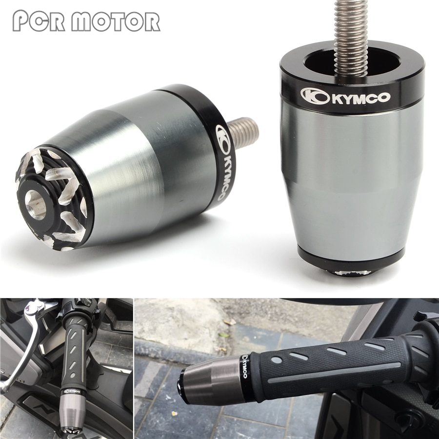 Детали для скутеров мотоцикла с ЧПУ, ручки на руль для KYMCO Like 150 200i LE xciting 250 300 400i 400S 500 X-town 300i
