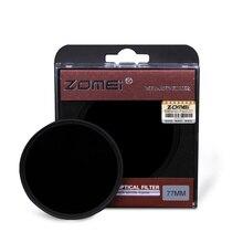 ZOMEI 720NM miroir infrarouge X-RAY infrarouge filtre IR pour objectif reflex numérique miroir argent cerclé 43/46/49/52/55/58/62/67/72/77mm
