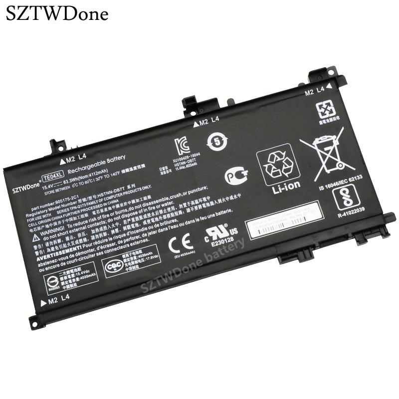 SZTWDone بطارية كمبيوتر محمول ل HP فأل 15t-bc200 15-ax219TX 15-ax253TX 15-ax254TX 15-ax255TX 15-ax256TX 15-ax239TX 15-ax240TX