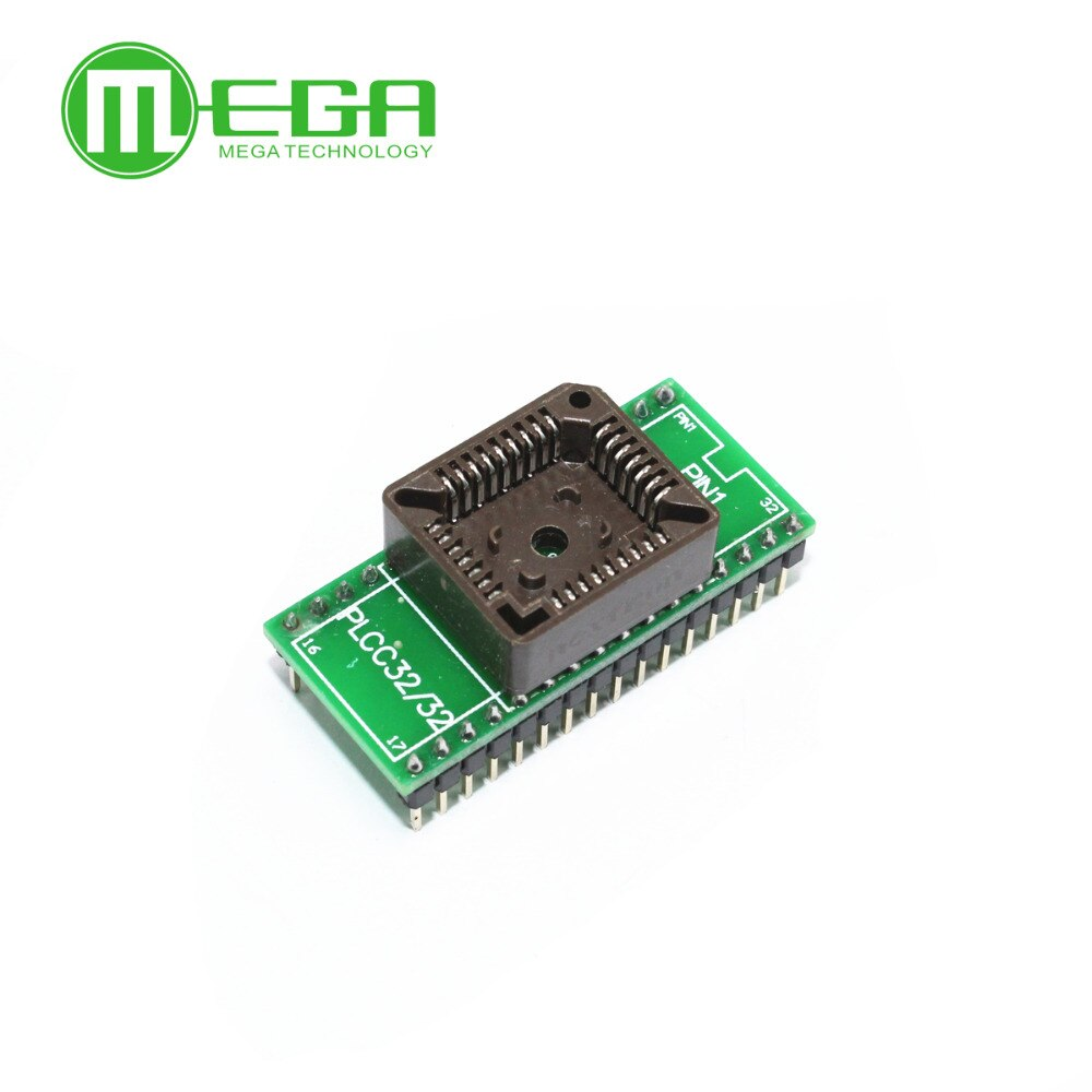 Программатор PLCC32 к DIP32 PLCC44 К DIP40 IC адаптер розетка