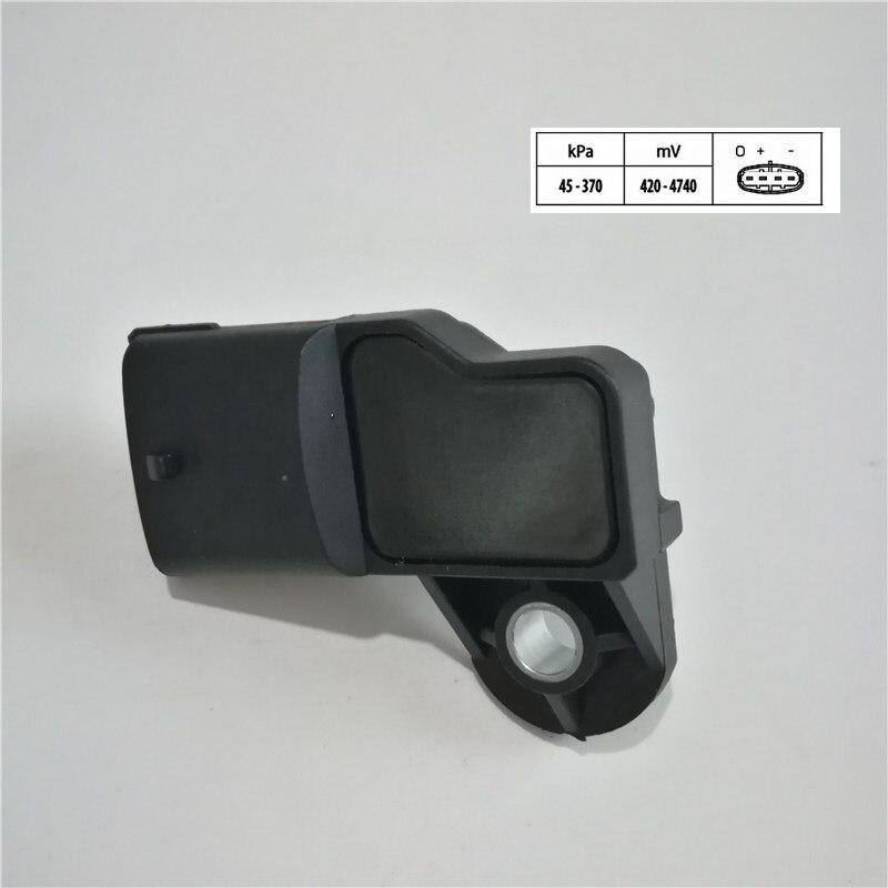 Sensor MAP Para CUMMINS FORD VOLVO FL FE FH FM KAMAZ DAF CF LF 45 55 65 0281002743 0281002576 20524936 1403945 0 281 002 576