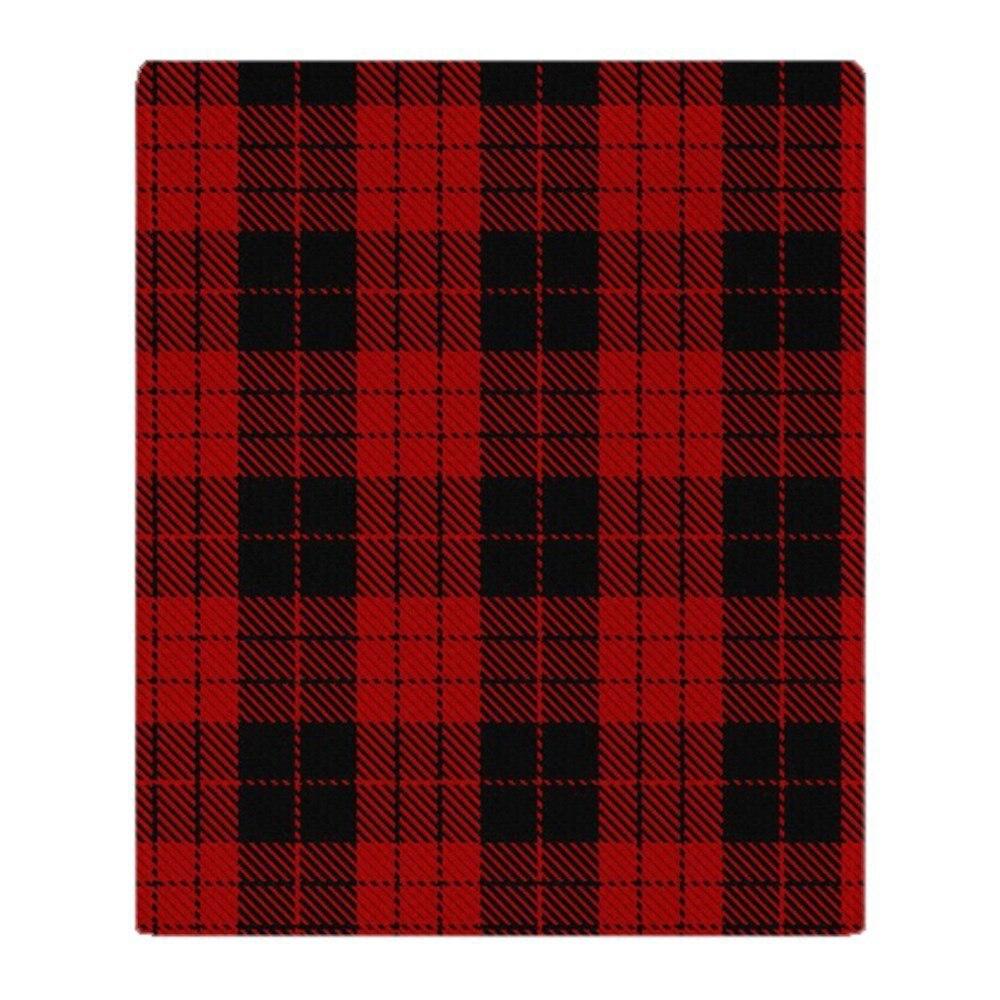 Mccleod Maccleod tartán TELA ESCOCESA suave manta de lana manta de franela suave para el sofá/cama/coche portátil cuadros