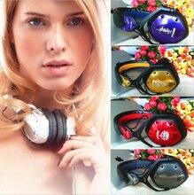 Nouveau iconstel fabrication crossfade LP casque basse suppression du bruit DJ moniteur casque métal filaire musique jeu casque