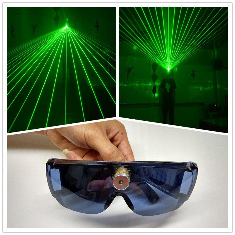 Nuevo Producto wocool, precio barato, gran oferta, luces láser verdes para fiesta, para espectáculo de escenario, luz láser dj, haz fuerte