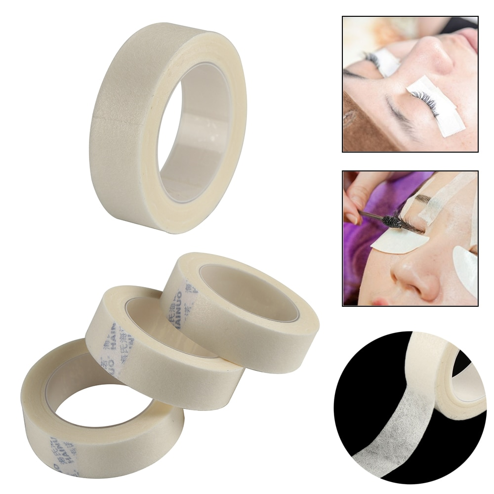 Professional Under Tape Individual False Eyelashes Extention Tools No-Woven Tape Breathable Micropor