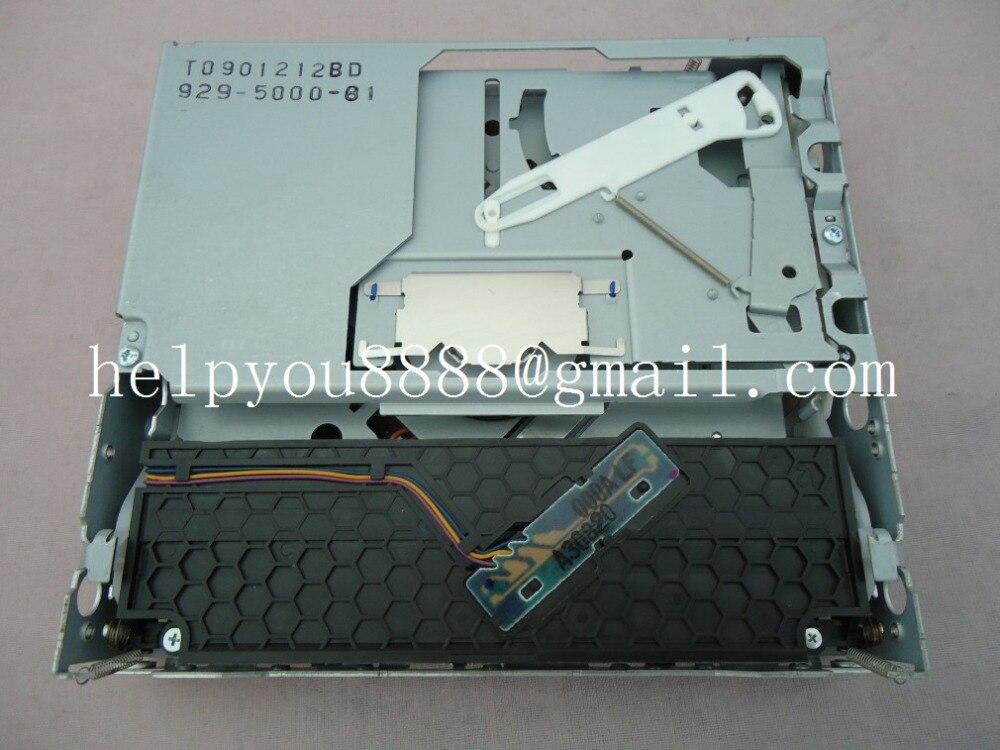 Nuevo clarion cargador de CD individual cubierta PCB 039274120 MECANISMO PARA Subru Forester 86201SC430 PF-3304B-A