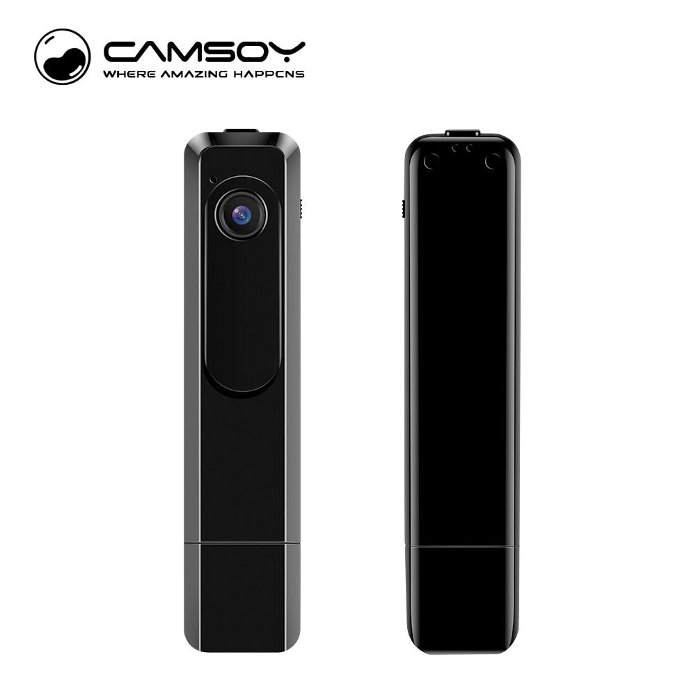 Мини Камера Мини DV 1080P Full HD ручка Камера с металлической Корпус голос Регистраторы анти -shake мини-kamera Go Pro цифровой микроскоп camera phone usb гибкая ...
