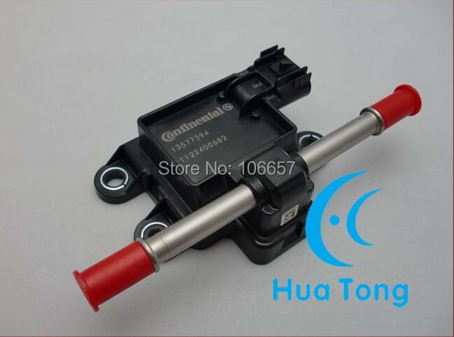 Nova marca e85 flex sensor de combustível 13577394 caso para 11-12 buick chevrolet gmc