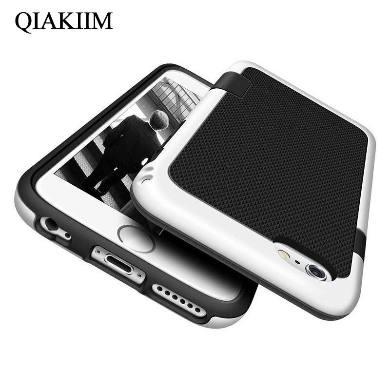 Fundas protectoras Premium de TPU para iPhone XS Max XR X 8 7 6S Plus 5S SE, carcasa completa resistente a impactos