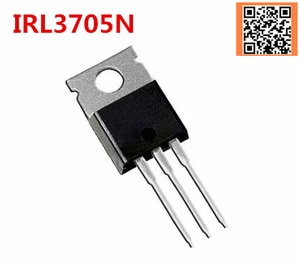 9PCS IRL3705NPBF TO-220 IRL3705N TO220 IRL3705 new MOS FET transistor good quality