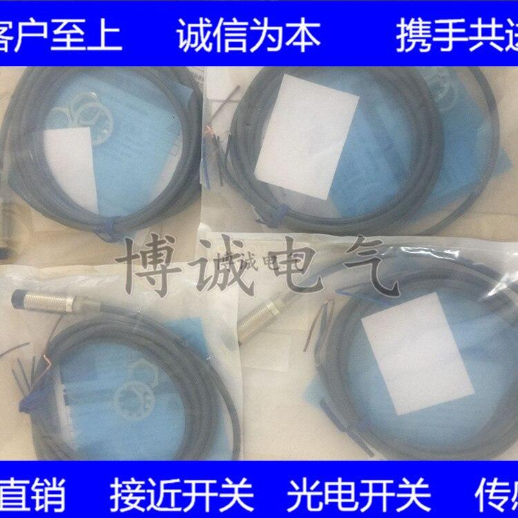 Spot cylindrical proximity switch E2B-M12KS04-WZ-B1 warranty for one yea