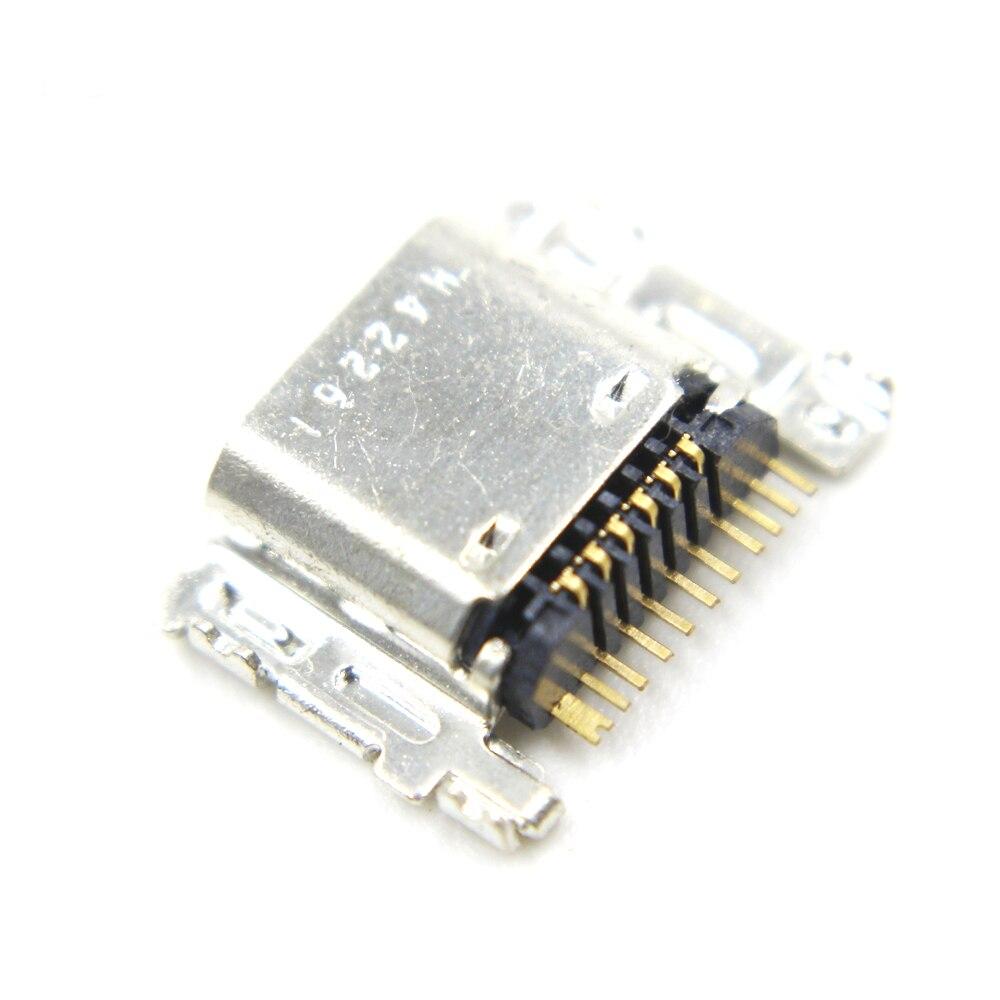 100 unids/lote Original puerto de carga dock Puerto conector USB para Samsung Tab 4 8,0 T230 T231 T320 T321 T330 T331 T530 T531