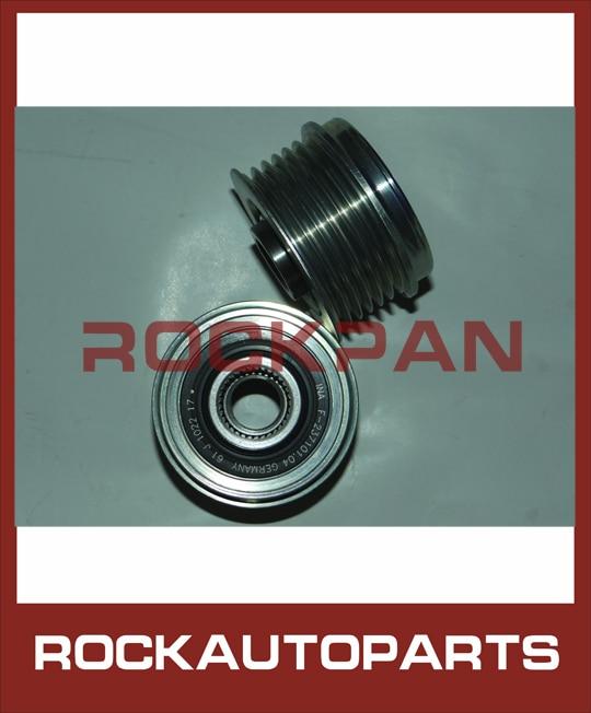 INA ALTERNATOR PULLEY 55186280 77362721 77362721 SCHAEFFLER FOR FIAT PANDA 1.3JTD