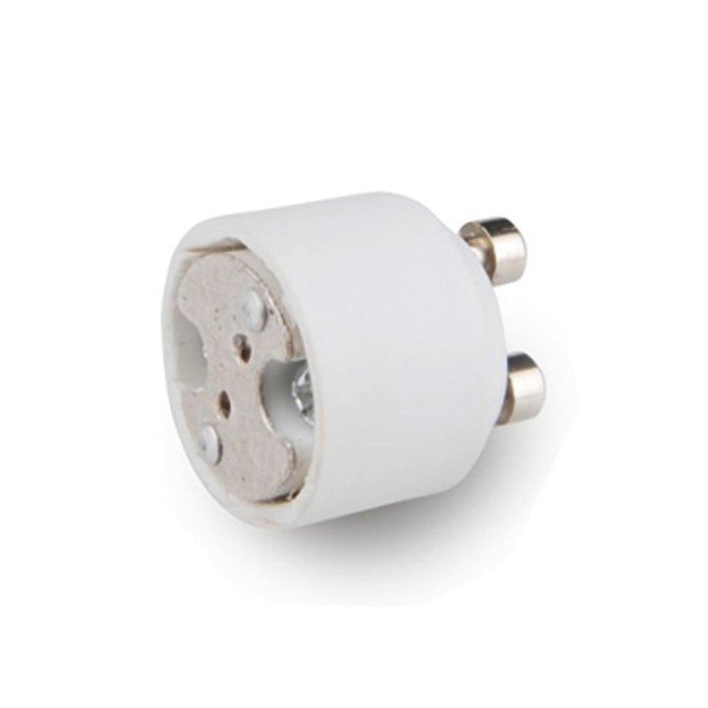 Frete grátis adaptador de lâmpada gu10 para mr16 mr111 lâmpadas led conversor gu10 para mr111 terno mr16 mr111 soquete alta qualidade