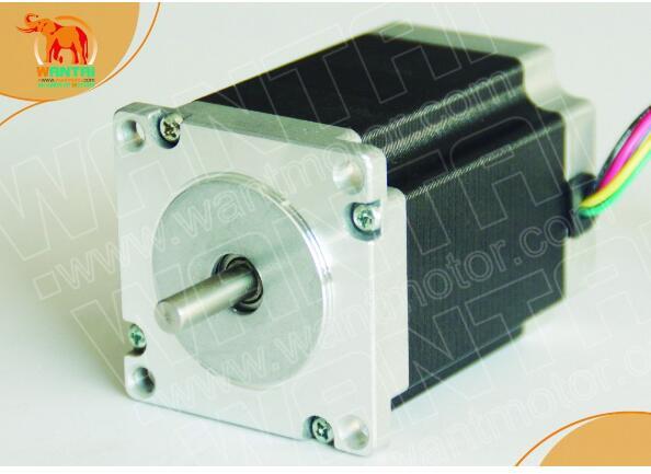 6-проводной, 290oz-in,1.0A 1,8 градусов 76 мм CNC NEMA 23 Wantai Stepper Motor 57BYGH603