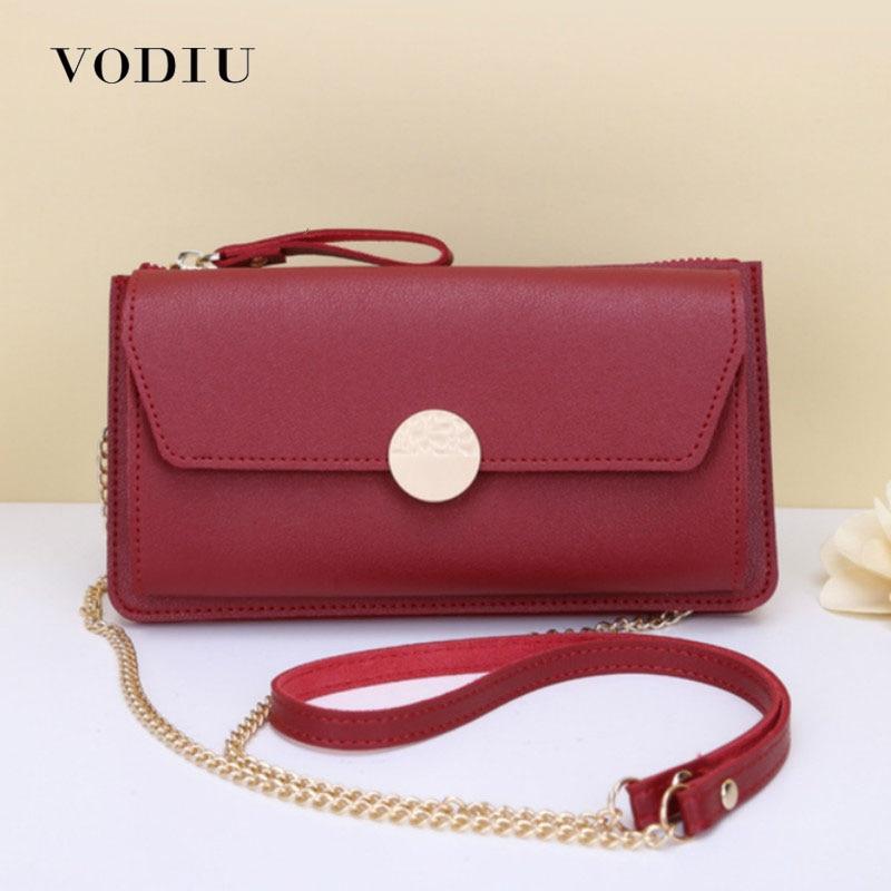 Women's Wallet Women Purses Women's Fashion Long Clutch Large Capacity Thin Leather Wallet Coin Purse For Women Female Wallets