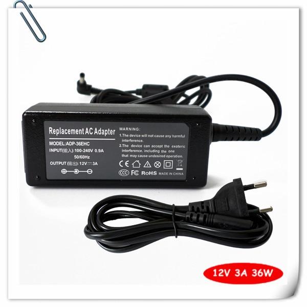 Cargador de batería con adaptador de corriente alterna para ordenador portátil, cable...