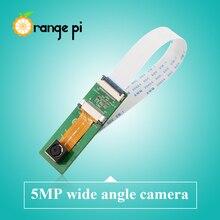 Cámara OPI 5MP OV5640 zoom automático con lente gran angular para placas Allwinner H3