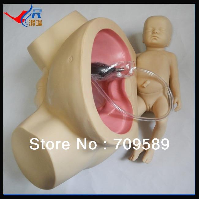 Simulador de parto difícil recién avanzado