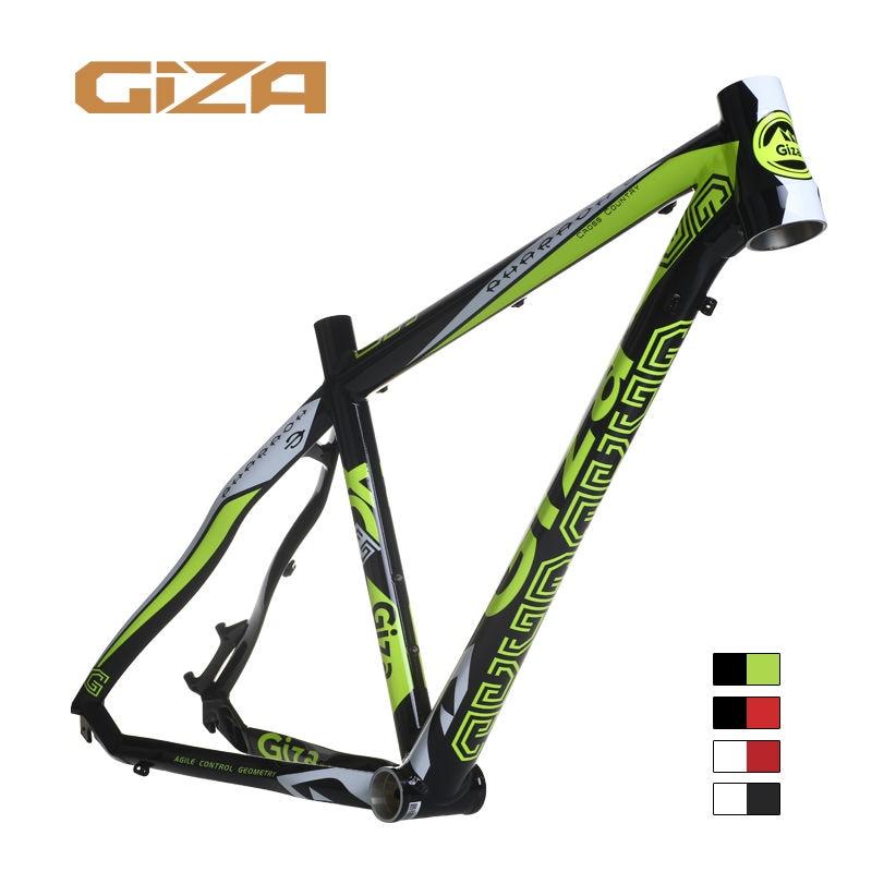 Giza Gizaboss pharao 3 MTB Fahrrad 7005 Aluminium Legierung Rahmen 26 rad 17 zoll BB92mm 1,5 t Kegel