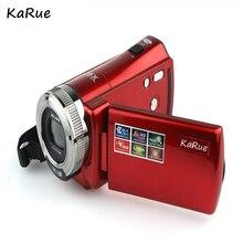 Karue  Digital Video Camera Max 16mp 2.7 Inch Screen Video Camera Videocameras  DVR Camcorder Flash Camera