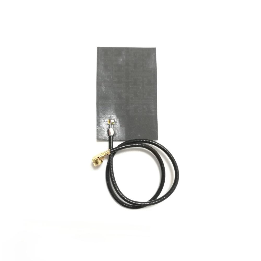 1 unidad 433Mhz 6dbi antena LoRa de alta ganancia piamater aéreo interno FPC 27*17mm conector IPEX