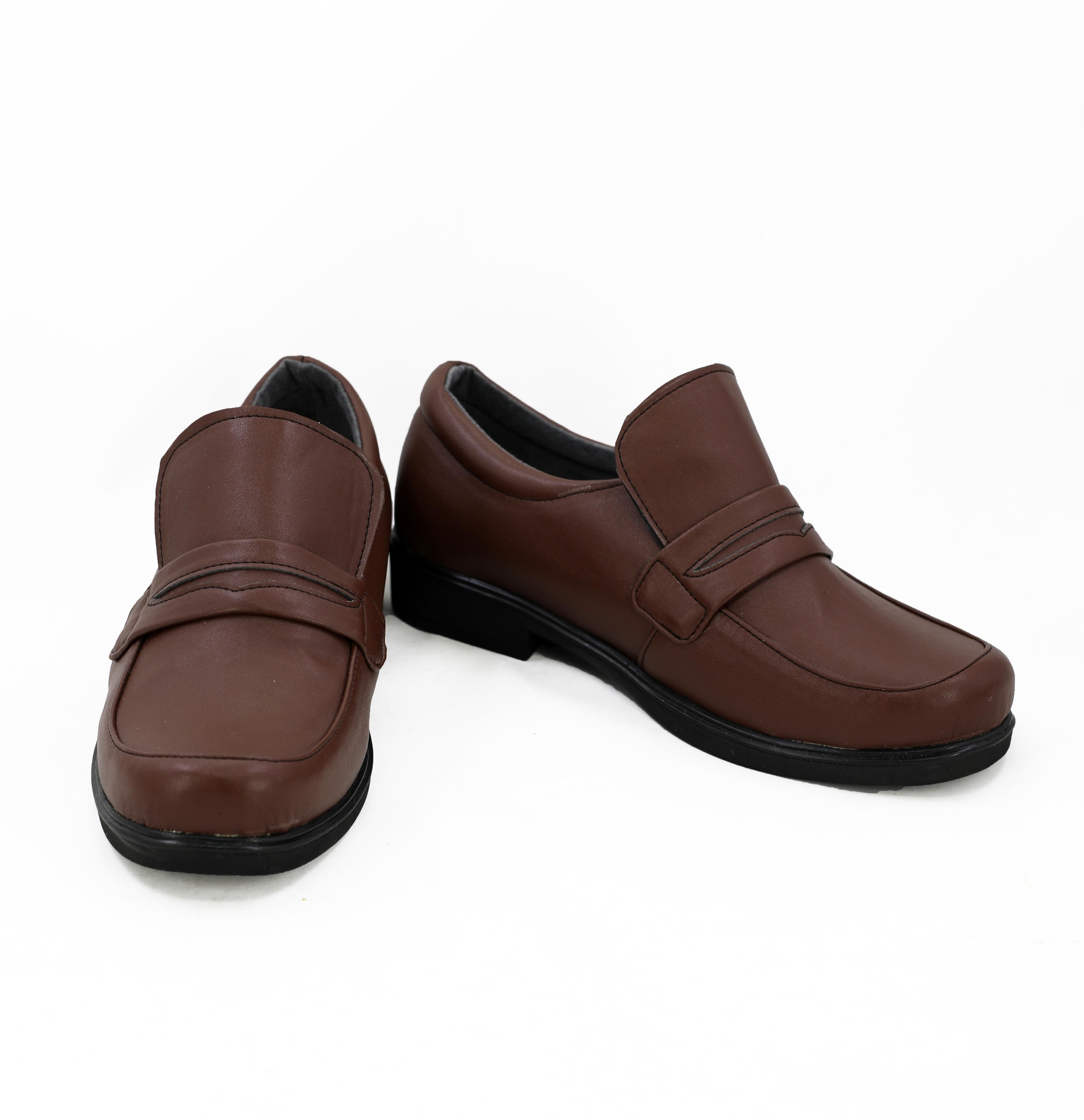 Mi héroe Academia Boku no héroe Academia Jirou Kyouka Cosplay zapatos OCHACO URARAKA Cosplay zapatos Asui Tsuyu Cosplay zapatos de estudiante zapatos