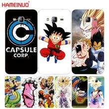 HAMEINUO GOKU Dragon Ball super housse de téléphone pour Samsung Galaxy J1 J2 J3 J5 J7 MINI ACE 2016 2015