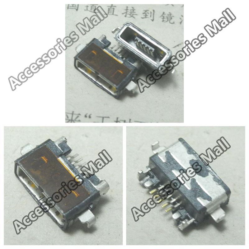 2-100x Micro Conector USB Para Sony LT15i LT18i MT15i X12 ST27 ST15 X9 Micro USB Jack DC Tomada de Carregamento do Conector