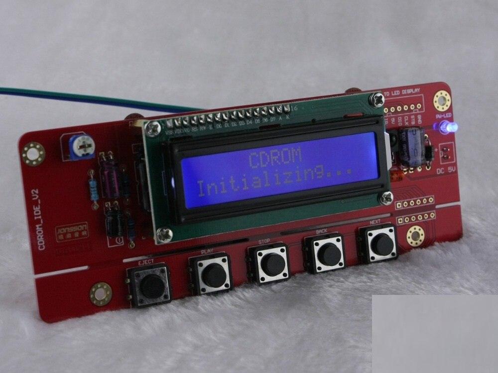 C-D/DVDrom محرك تحكم DIY لاعب تغيير الدوار IDE اللعب المنتجات
