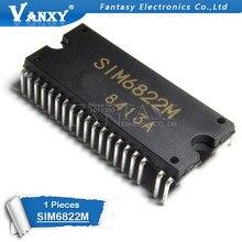 1 pièces SIM6822M DIP-40 SIM6822 DIP40