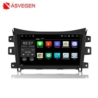 asvegen 9 inch android 7 1 quad core car radio gps navigation stereo headunit multimedia dvd player for nissan navara 2015