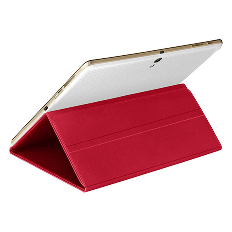 Tablet Case Stand Cover For Samsung Galaxy Tab S 10.5 Inch SM-T800/T805 Accessories Ultra Slim Book