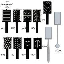 1PCS Magnet Stick Katze Auge Stark für cat eye Gel-Lack-Tipps Builder Nail art 3D Magnetic Design pro Maniküre