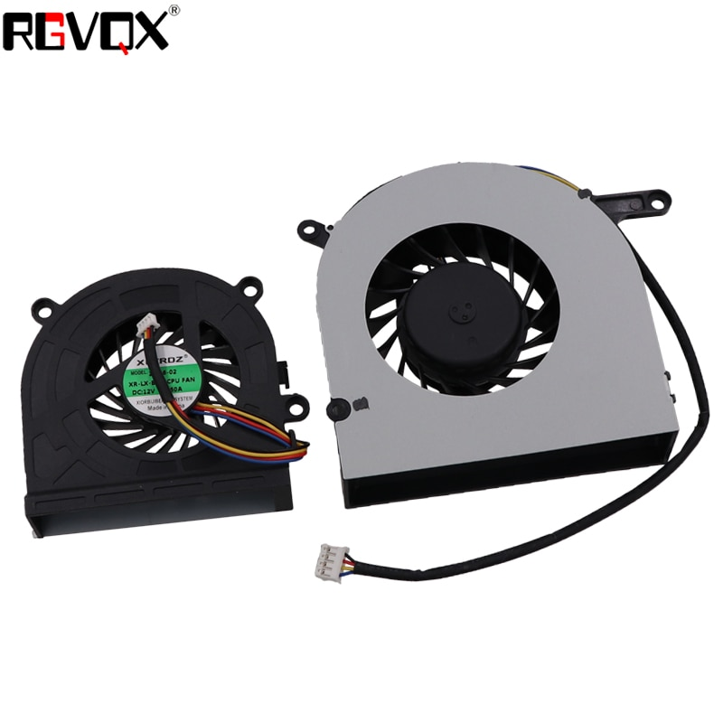 New Original Laptop Cooling Fan For Lenovo IdeaCentre B320 B325 B320i B325i a pair Notebook Cooler Fans Replacement