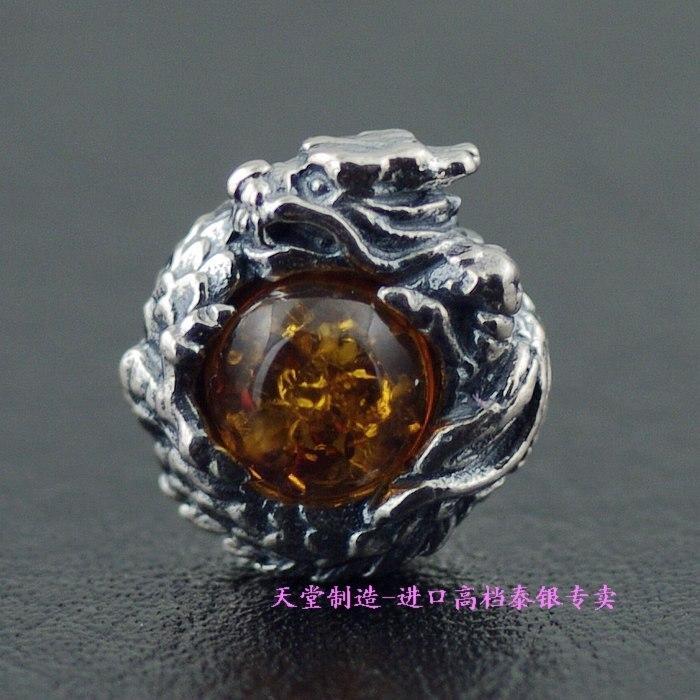 Ov orientalvibrations muntenite dragão chinês tailandês prata parafuso prisioneiro brinco