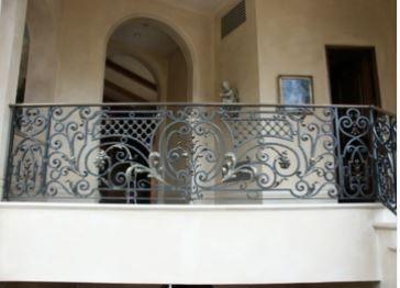 metal railing iron railings balustrade systems
