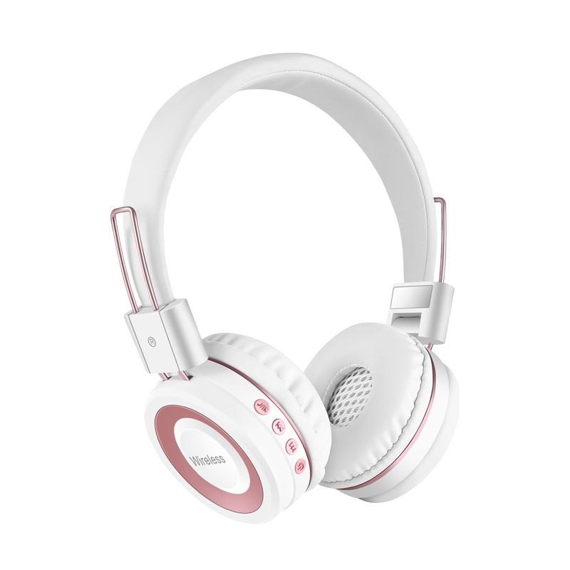Auriculares inalámbricos Bluetooth auriculares estéreo con cancelación de ruido con micrófono HD IJS998
