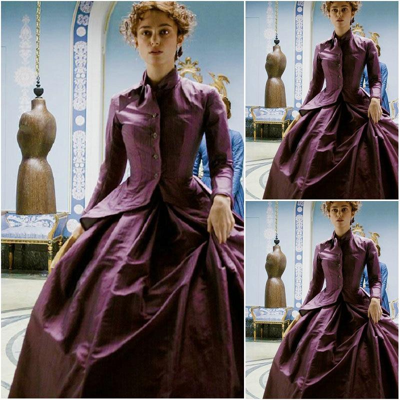 Vestido de Guerra Novo! Vestidos Vitorianos Feitos Pelo Cliente Scarlett 1860s Civil Cosplay Halloween Lolita Us4-36 C-1025 2022