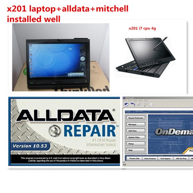 Alldata mitchell по требованию 2017 установлен хорошо с 1 ТБ hdd ноутбука i7 x201t alldata 10,53 и mitchell Авто программного обеспечения